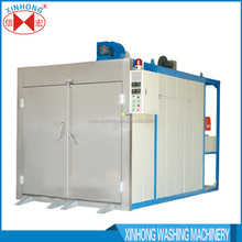 factory powder curing oven for clothes