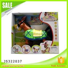 2016 new type plastic toy donkey