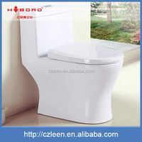 Custom china brand jet flush white ceramic one piece girl toilet