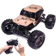 8822G alloy remote control car at 1:12 metal remote control cross-country climbing high speed car resistant model toy