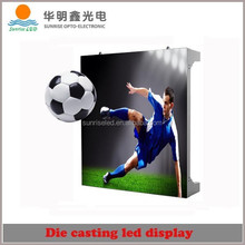 high quality P10 true color rgb outdoor advertising led lcd display