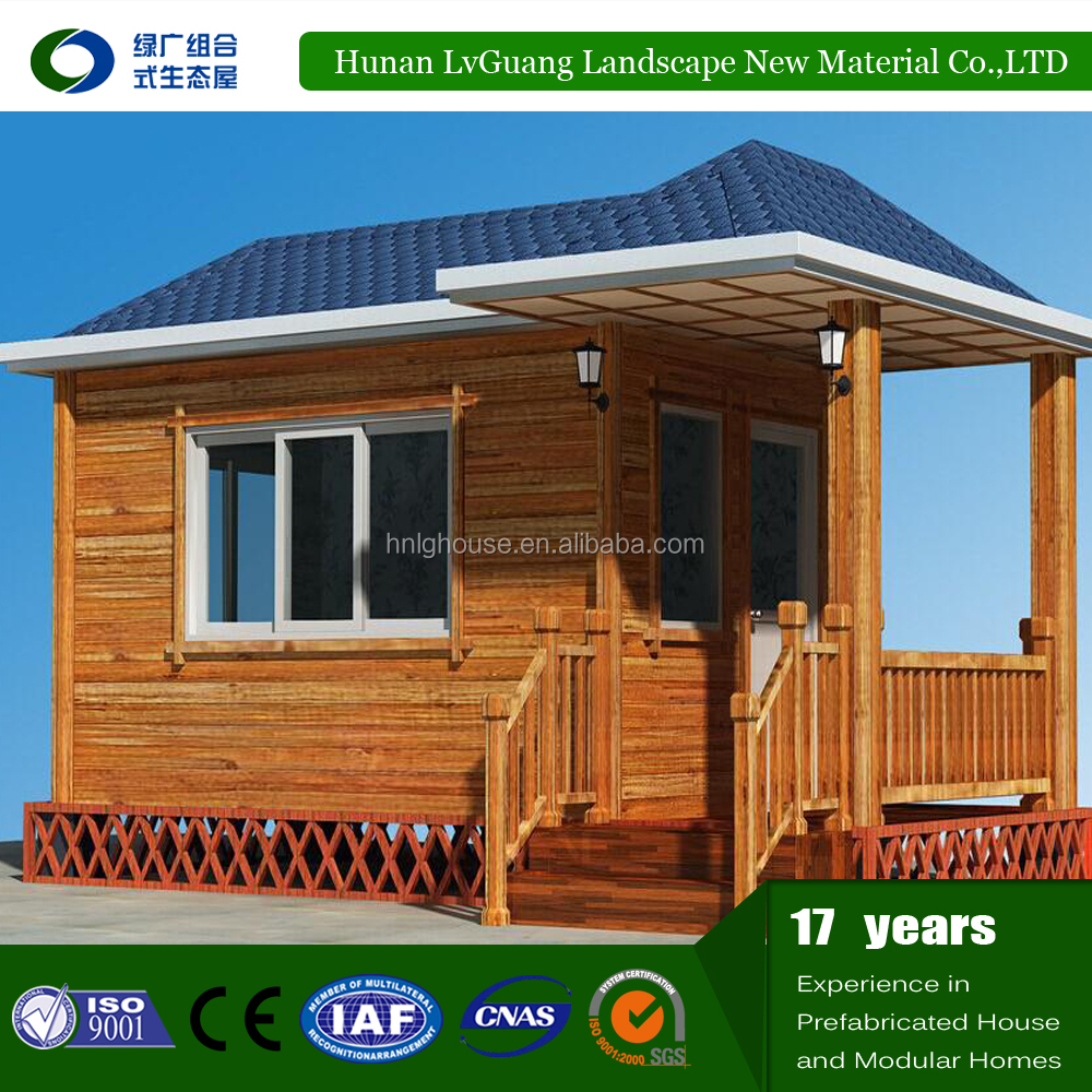 hot Eco Friendly Mobile Homes Container Homes