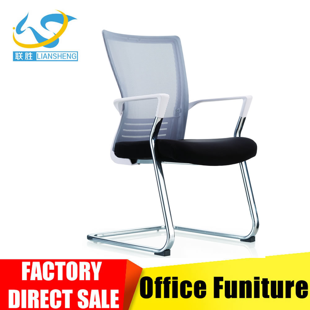 Fashionable office furniture design modern grey office mesh chair