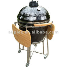 Indoor commercial charcoal bbq grill