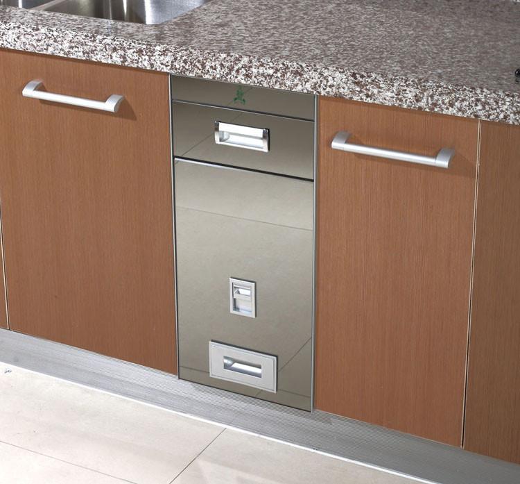 embeded kitchen cabinet steel rice storage container in kitchen cabinet storage organizers uk archives