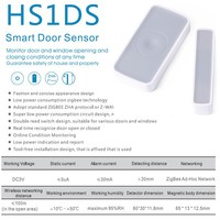 Smart Home Wireless Security Protection Zigbee