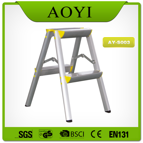 AY New design folding portable stage ladder zhejiang