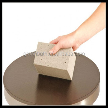 new style pumice stone grill cleaner retail