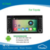 Finenav 2din 6.2inch Android 4.4 1024x600 Car DVD player for Toyota RAV4 CAMRY RUNX COROLLA VITZ with Radio GPS BT MP3 wifi 3g