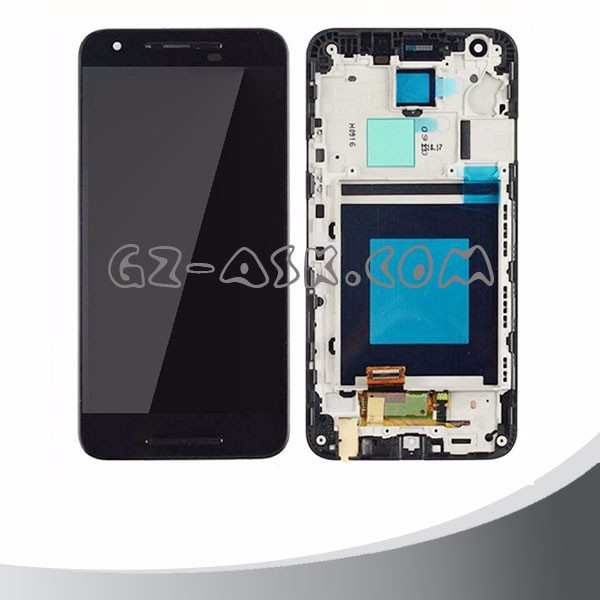 lcd for LG for Google Nexus 5X H790 H791 LCD Display with Touch Screen Assembly with frame for lg lcd replacements screen
