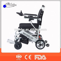 Manufacturer 1s folded quick release power wheelchair