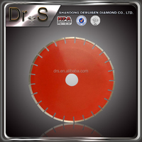 300mm Natural stone cutting tool diamond cutting discs for marble