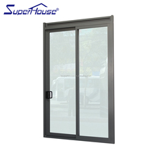 Australia AS2047 standard commercial system thermal break aluminum lowes sliding screen door