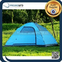 Double Layer Outdoor Folding Big Tent Living Luxury Camping Tent For Sale