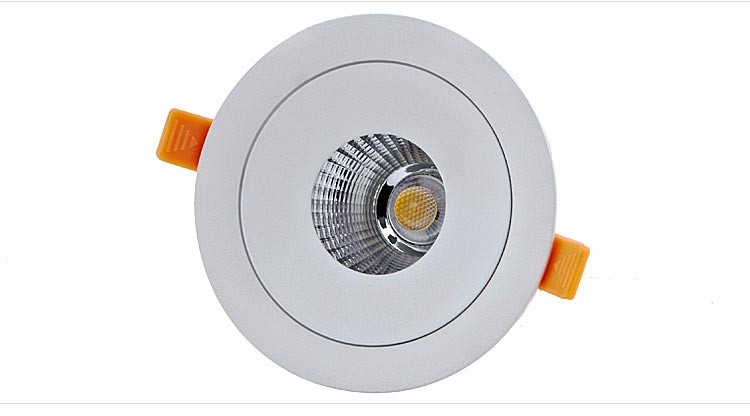 New brand mr16 6W 9W 12W 14W 21W multiple led downlight with Unique Reflector and Lens