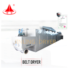 DW Belt Conveyor Mesh Dryer Equipments For Food