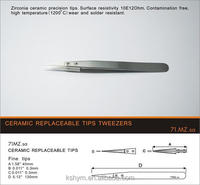 Cleanroom Ceramic Tweezers