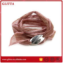 Glitta Fashion Pure Handmade Bracelet,Women beacelet,DIY Silk Ribbon Bracelet GB1535