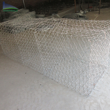 Alibaba China manufacture hot dipped galvanized low price welded box gabion