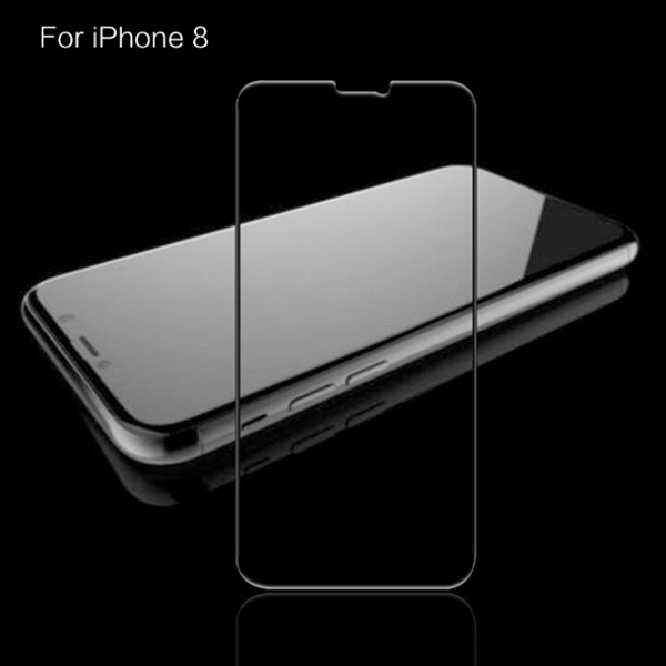 High quality for iphone X tempered glass screen protector film