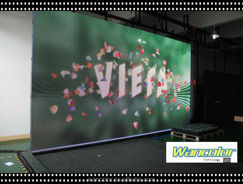 competitive price p5 black lamp led display stage background led display big screen led display LED screen
