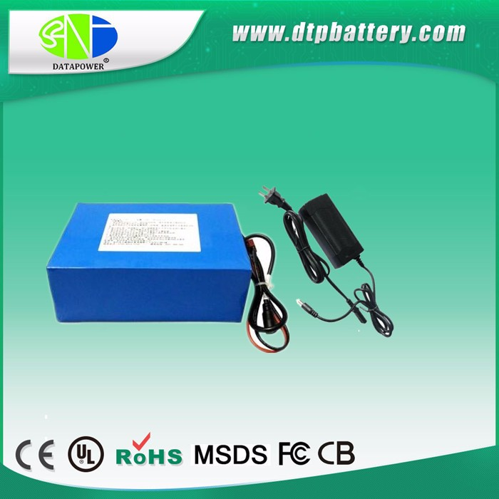 24V 25Ah lithium battery pack