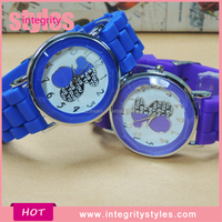 Promotional Novelty Vogue Charm Cool Cute Bear Watch For Kids