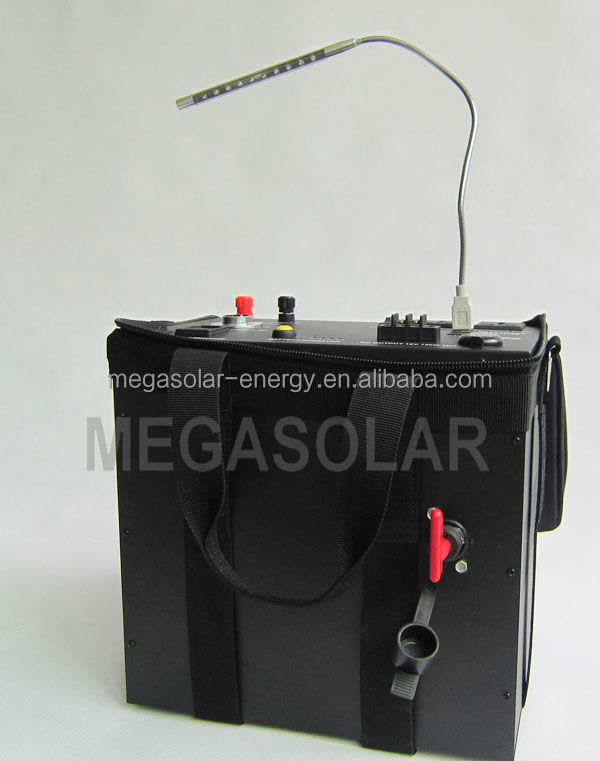 600W Solar and wind power system 220V MS-600PSS