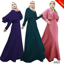 fashion women long sleeve muslim ladies clothing manufacture directly sale