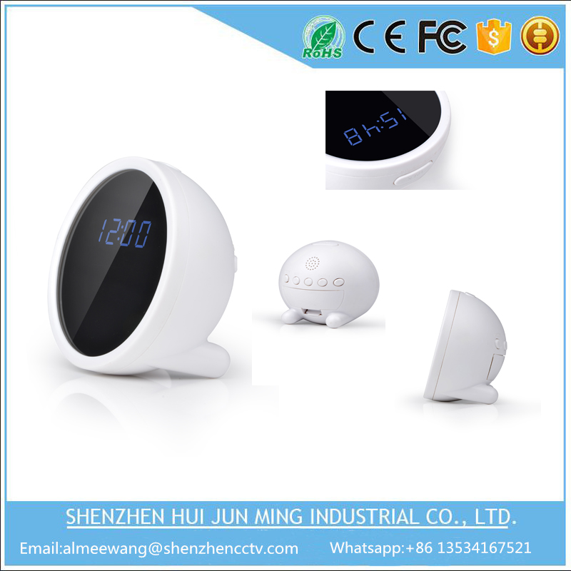CCTV Camera wifi clock P2P camera Mini Hidden Camera