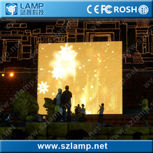 2014 new xxx images led display flash high quality P12 led screen