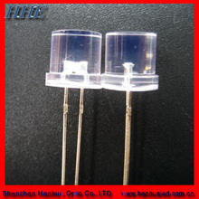 3mm/5mm/8mm Green Flat Top LED Lighting Diode