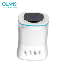 Olansi Indoor Ce Desktop Machine Electronic Carbon Portable Home Hepa Purifiers Filter Air Cleaner