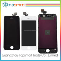 Wholesale Original mobile phone lcd display for iphone 5g