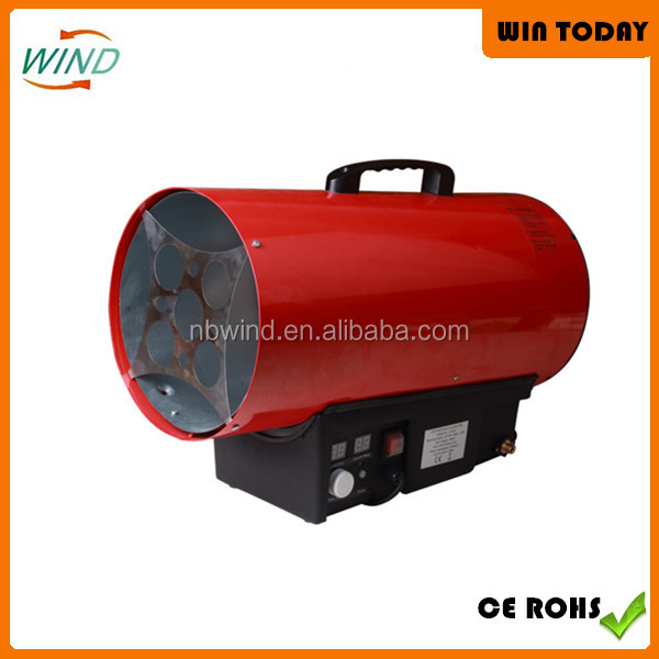 Industrial gas heater for chicken house 50kw