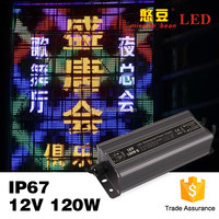 hot item high efficiency ac to dc 120w 12v 10a power supply for cctv led light