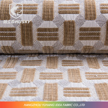 chenille fabric type and yarn dyed pattern sofa upholstery fabric