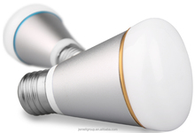Smart phone control Led bulb dimmable E27