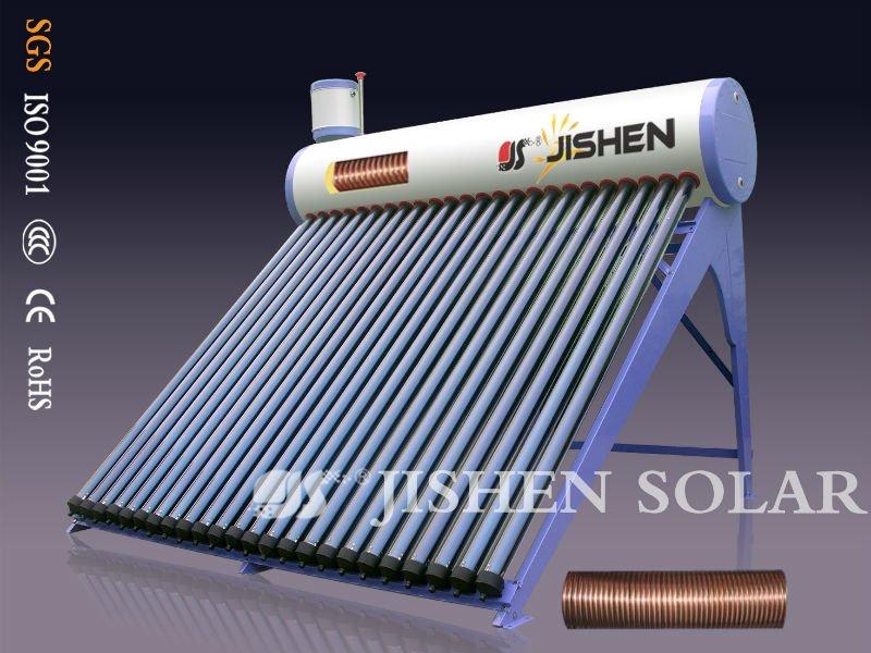 Termo sif n termotanque solar calentadores de agua solares for Termo solar precio