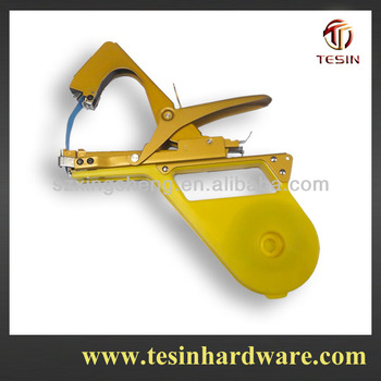 2014 new design garden grafting hand tying machine