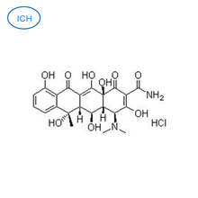 Oxytetracycline hydrochloride / CAS:2058-46-0