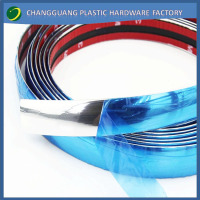 high quality pvc trim car bumper strip