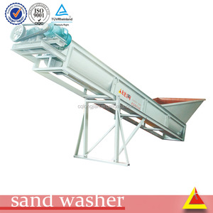 Construction Use Sand Washing And Dewatering Machine