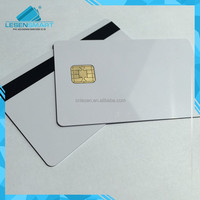 40K/80K contact chip sim smart ic card