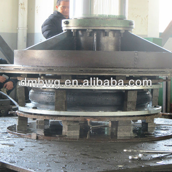 High quality hydraulic rubber expansion joint