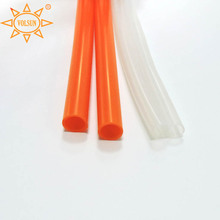 Machine Used Thin Silicone Rubber Tubing