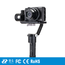 World leading technology! Zhiyun Crane M Newest Mini Portable Smartphone Mirroless DSLR Weights Between 125g and 650g Stabilizer