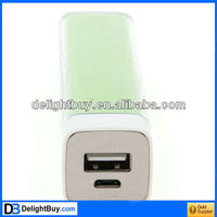 L261 2500mAh Portable Mobile Power Charger for iPhone 4 4S Nokia HTC Samsung Sony Smartphone