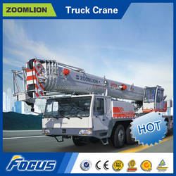 Top-level configuration Zomlion truck crane aoqi truck crane model for sale QY70V