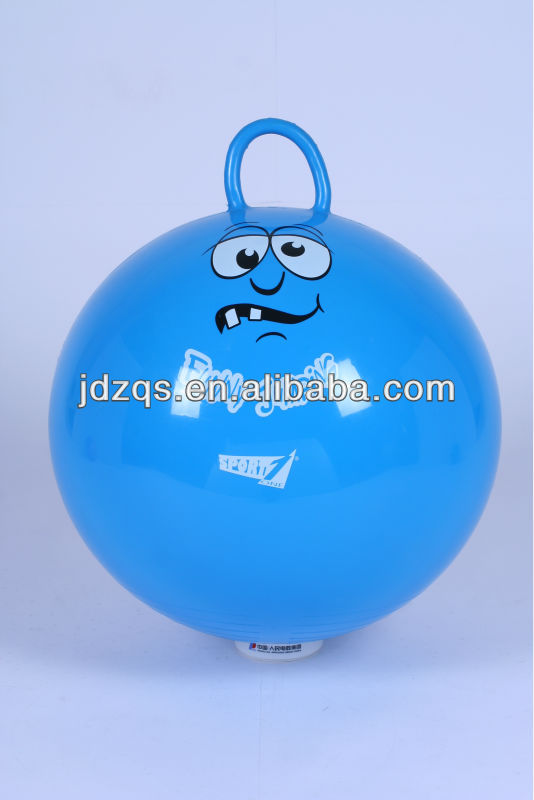 "NEW 18"" BOUNCE SPACE HOPPER EXERCISE BOUNCING BALL HOP KIDS TOY JUMP"